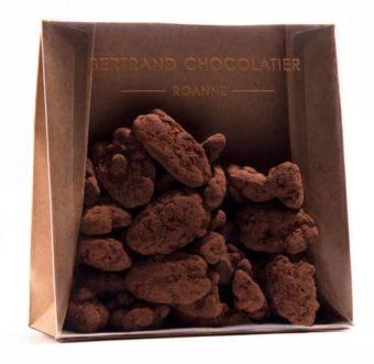 Chocolats enrobés noix de pécan