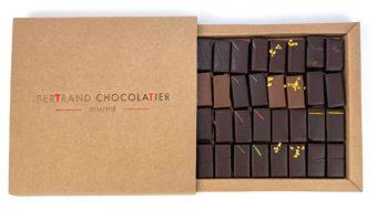 Coffret 32 chocolats classiques