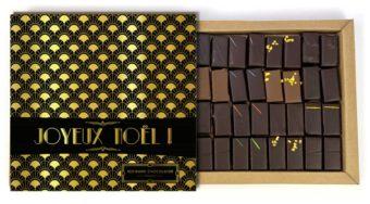 Coffret 32 chocolats joyeux Noël