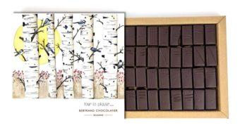 Coffret 32 chocolats origines pour le plaisir