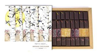Coffret 32 chocolats plaisirs Roannais pour le plaisir