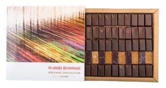 Coffret 50 chocolats plaisirs Roannais