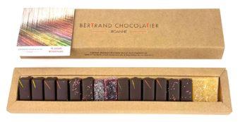 Plumier 16 chocolats plaisirs Roannais