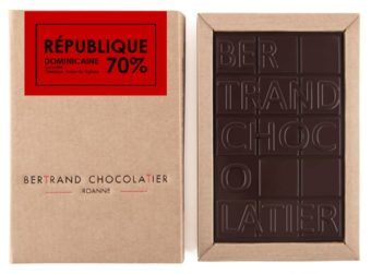Tablette chocolat noir République Dominicaine