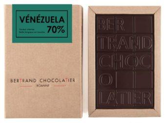 Tablette chocolat noir Vénézuela