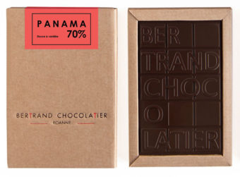 Tablette chocolat Panama
